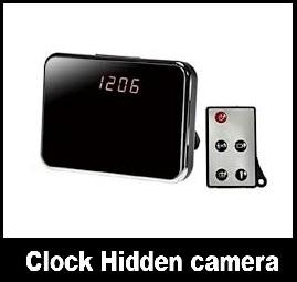 Kamera Jam Meja (CLOCK DVR) - DESK CLOCK SPY CAMERA 60107a55e0