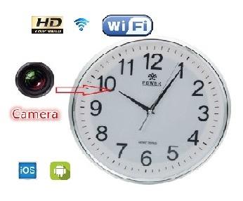 Wall-Clock Wifi Camera ini adalah Kamera pengintai berbentuk jam dinding  yang langsung dapat terhubung dengan smartphone   tablet PC (iOS   4e2fa8bf9c