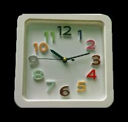 WALL CLOCK SPY CAMERA - Kamera Jam Dinding a80c7301e8